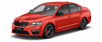 SKODA Octavia vRS - part of the award-winning new SKODA range from Rainworth ŠKODA, Mansfield, Nottinghamshire.