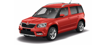 The new ŠKODA Yeti is the perfect addition to any fleet or business