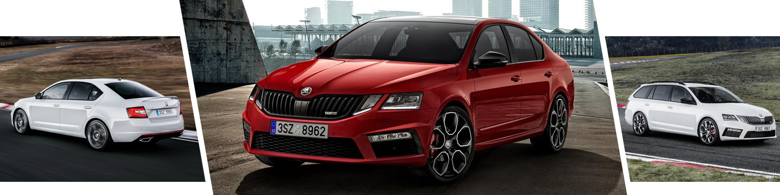 The thrilling SKODA vRS Octavia range includes the new vRS245 From Bickerton ŠKODA, Sheffield, South Yorkshire.