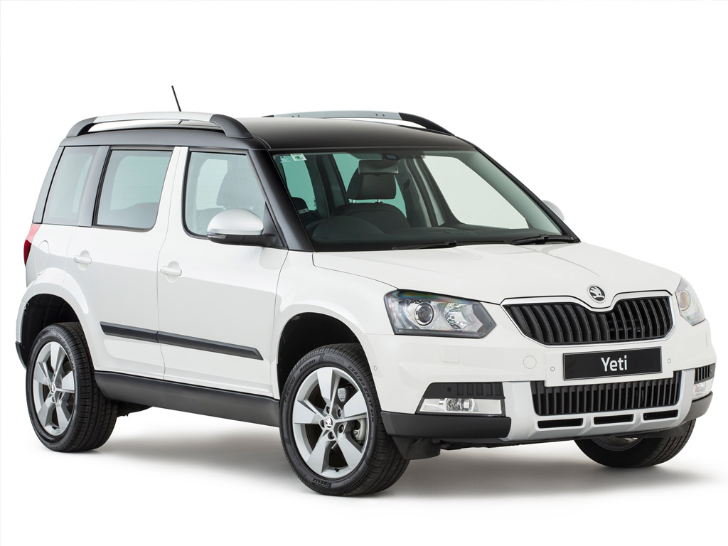 The New Skoda Yeti Suv Drive Your Next Adventure From Rainworth