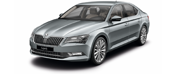 The new SKODA Superb - Perfect for fleet and business users from Rainworth ŠKODA, Mansfield, Nottinghamshire.