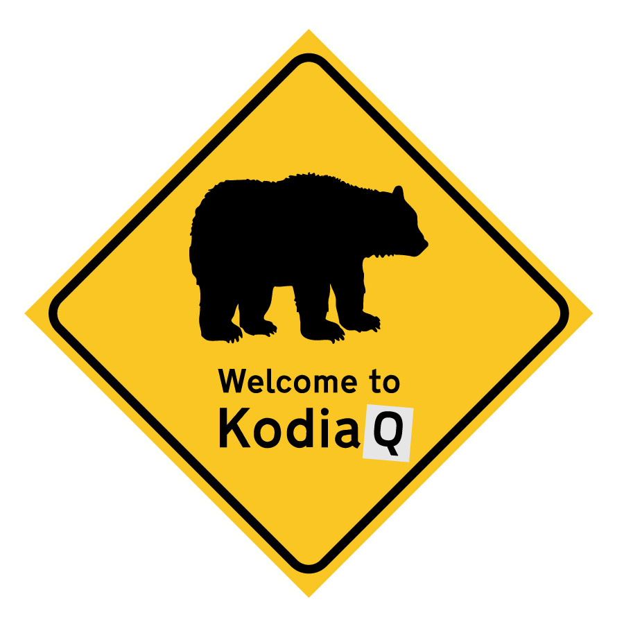 The new SKODA Kodiaq has arrived. Welcome to bear country.