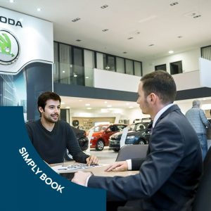 Simply Book your Rental SKODA